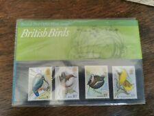 British Birds Mint Stamp Collection