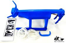 The Original Cowboy Toy Team Roping Toy Blue New Free Shipping