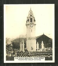 Ipoh photo Birch Memorial Perak Malaya Malaysia 1928