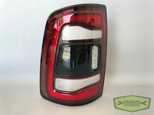 Dodge RAM 2500 3500 2019 2020 2021 LH Left LED Tail Light OEM w/BSS *BROKEN*