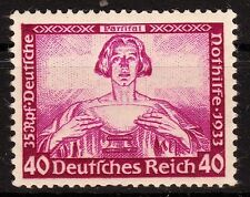 === DR Drittes Reich  WAGNER Mi. 507 A **, gepr. BPP, Kat. 1.000€ ===