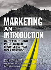 Marketing An Introduction by Michael Harker, Gary Armstrong, Philip Kotler,...