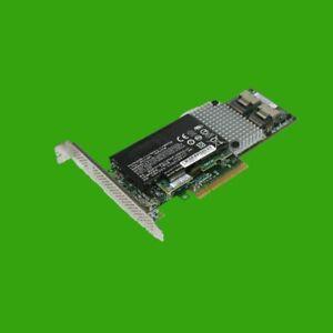 LSI Megaraid SAS 9261-8i SAS Raid Controller PCIe x8 BBU 2x Kabelsatz