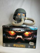 Killzone 3 Helghast Collectors Edition Helmet NO GAME With Box Good Condition