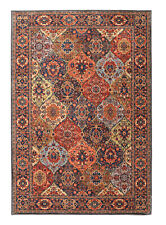 5' x 8' Karastan Machine Woven Area Rug Levant Multi Traditional Ornamental