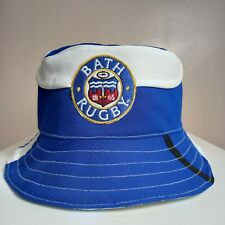 More details for bath rugby union bucket hat from upcycled official puma shirt