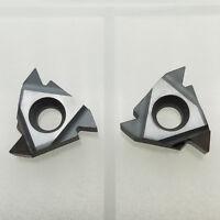 2pcs 16ER AG60 CBN Steel processing  Polycrystalline diamond carbide bits