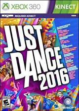 Just Dance 2016 - Xbox 360 - Video Game By UbiSoft - VERY GOOD