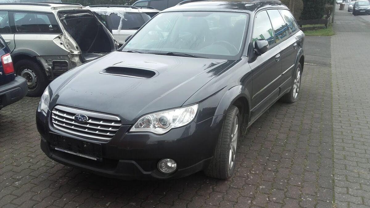 Schnuras Subaru Gebrauchtteile