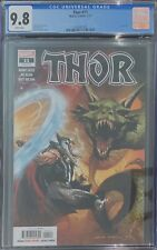 Thor #11  CGC 9.8 (Donny Cates) Olivier Coipel Cover