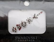 Bindi bijoux piel boda frente strass cristal de Swarovski RUBÍ INHB 3602