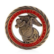 Zinc Alloy American United States Marines Commemorative Coin Copper Gift Craft