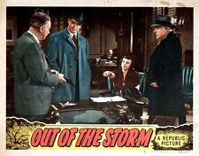 Out of the Storm 1948 16mm B&W Republic Pictures Crime Thriller Film Noir