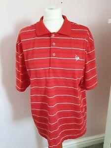Dunlop Golf Polo Shirt L