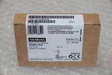 SIEMENS SIMATIC DP Elektronikmodul für ET200S 6ES7 132-4HB50-0AB0 2 DO Rela NEU