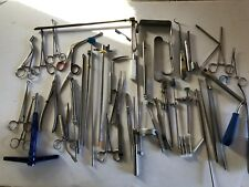 LOT OF 50 SURGICAL MEDICAL TOOLS INSTRUMENTS Lot #5