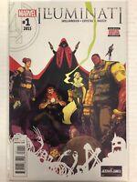 Illuminati #1 Comic Book 2015 ANAD - Marvel