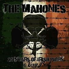 THE MAHONES - 25 years of Irish Punk CD (Folkpunk) Dropkick Murphys