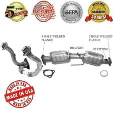 CATALYTIC CONVERTER & ENGINE Y PIPE 1995 1996 1997 FORD EXPLORER 4.0L VIN CODE X