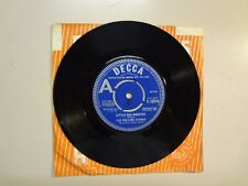 """ROLLING STONES: Little Red Rooster-Off The Hook-U.K. 7"""" 1964 Decca F. 12014 Demo"""