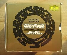 DG 15CD Set 1996~WAGNER: The RING CYCLE / KARAJAN/Berliner Phil. (Rec.1967-1970)