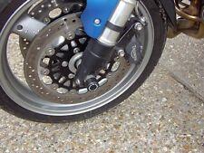 Triumph Speed Triple 2000 R&G Racing Fork Protectors FP0045BK Black