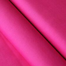 Baumwollstoff UNI Farbe Fuchsia 100% Baumwolle einfarbig