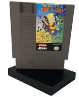 The Simpsons: Bart vs the World (Nintendo Entertainment System, 1991) NES Tested