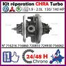 CHRA TURBO CARTOUCHE SEAT ALTEA 2.0 TDI 140 CV BKD GARRETT GT1749V 724930 /935