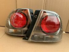 99-05 LEXUS IS200 PAIR REAR LIGHTS BRONZE REFLECTOR LIMITED EDITION LTD
