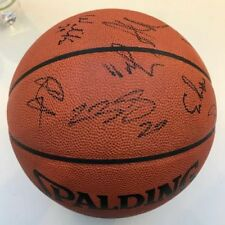 new product 0dc2f 6af38 Cleveland Cavaliers NBA Autographed Basketballs for sale | eBay