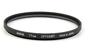 Hoya Diffuser Screw In Filter: 49mm