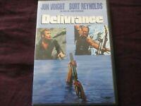 "DVD ""DELIVRANCE"" Jon VOIGHT, Burt REYNOLDS / de John BOORMAN"