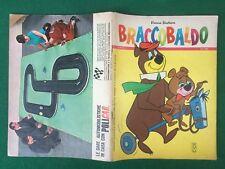 BRACCOBALDO n.5 Ed. Mondadori (1965) HANNA BARBERA Fumetto spillato Mensile