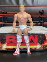 VERY RARE WWE PAUL ORNDORFF MATTEL BASIC SERIES 58 WRESTLING ACTION FIGURE