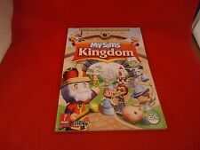MySims Kingdom Nintendo WII DS Strategy Guide Player's Hint Book