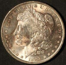 1889-P Morgan Silver Dollar BU - Free Shipping USA