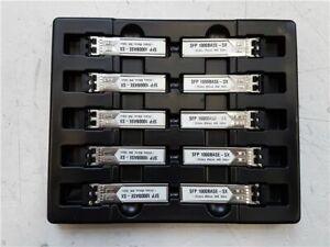 LOT of 10x D-Link DEM-311GT Compatible 1000base-SX SFP