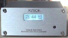 M2TECH HiFace Evo Two Hi-End 384kHz S/PDIF DSD Output Interface AES/EBU Evo-2