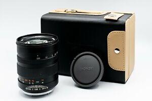 Mitakon Zhong Yi Optics Speedmaster 50mm f0.95 sony Alpha Fe E-Mount zhongyi