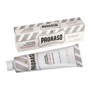 Proraso Neu Rasiercreme Tube - Aloe Und Grüner Tee - Sensitiv - 150ml