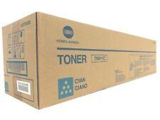 Genuine OEM Konica A070430 Cyan Toner (TN611C) for Bizhub C451, C550, C650