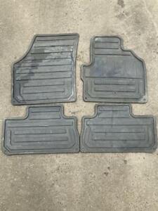 Land Rover Freelander 2 2.2 TD4 Complete Rubber Floor Mat Set