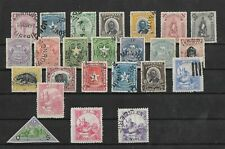 Liberia 19th Century Postally Used Quality Range & A Few Mint (R86)