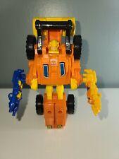 G1 Transformers Vintage Loose Scoop Complete Targetmaster