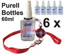 Purell Advanced Hygiene Hand Sanitizer Spray Pump 60ml N06196