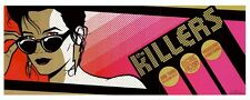MINT & SIGNED Killers 2005 Philadelphia Todd Slater Poster 116/150