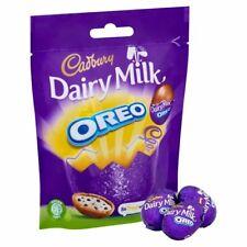 🐣10 BAGS OF CADBURY DAIRY MILK MINI OREO EGGS  82G Easter Egg Hunt Kids Party🐰