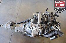 JDM TOYOTA HILUX 4RUNNER 1KZ-TE TURBO DIESEL 3.0L ENGINE AWD AUTO TRANS