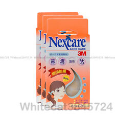 3M NEXCARE ACNE DRESSING PIMPLE STICKERS PATCH COMBO 36PCS (3X PACKS)